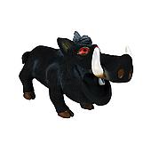 Игрушка для собак Trixie Дикий кабан с пищалкой 18 см (латекс)