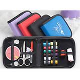 Дорожный набор для шитья Packing Travel, фиолетовый, фото 3
