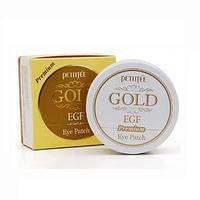 Гидрогелевые премиум патчи  PETITFEE Premium Gold & EGF Eye Eye Patch