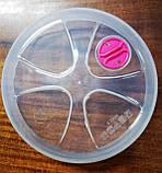Крышка для микроволновой печи, d-250мм., фото 2