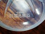 Крышка для микроволновой печи, d-250мм., фото 3