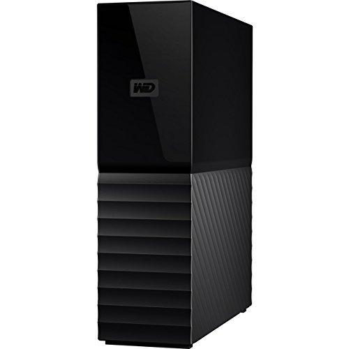 "Жесткий диск внешний Western Digital My Book 3.5"" 8TB (WDBBGB0080HBK-EESN)"