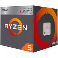Процессор AMD Ryzen 5 2600X BOX AM4 3.6GHz (YD260XBCAFBOX)