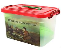 """Набор для пикника """"Универсальный"""" на 6 персон в контейнере, фото 1"""