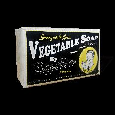 Мыло Dapper Dan VEGETABLE SOAP Lemongrass and Limes