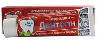 Зубная паста аюрведическая Дентогин- Терродент, 100грамм