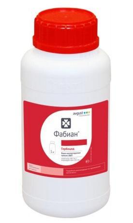 Фабиан гербицид 1 кг