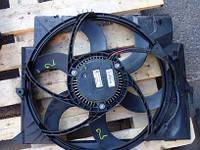 Диффузор с вентилятор осн радиатора комплект 6 лопастей  Bmw 5 E60 535 2003-2010 500.0636.00 / 16.32-6937515 /