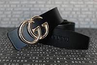 Gucci ремень женский тонкий кожаный  25мм