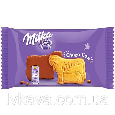 Печенье  Milka Choco Cow,  40 гр, фото 2