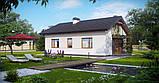 Проект дома uskd-40, фото 2
