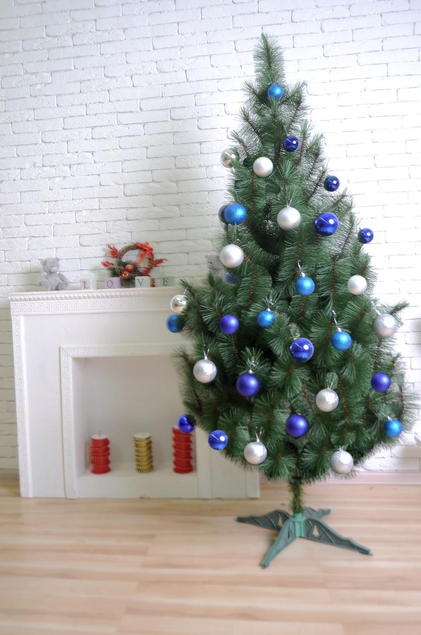 Искусственная сосна 230 см, сосны искусственные, новогодняя елка, сосна зеленая
