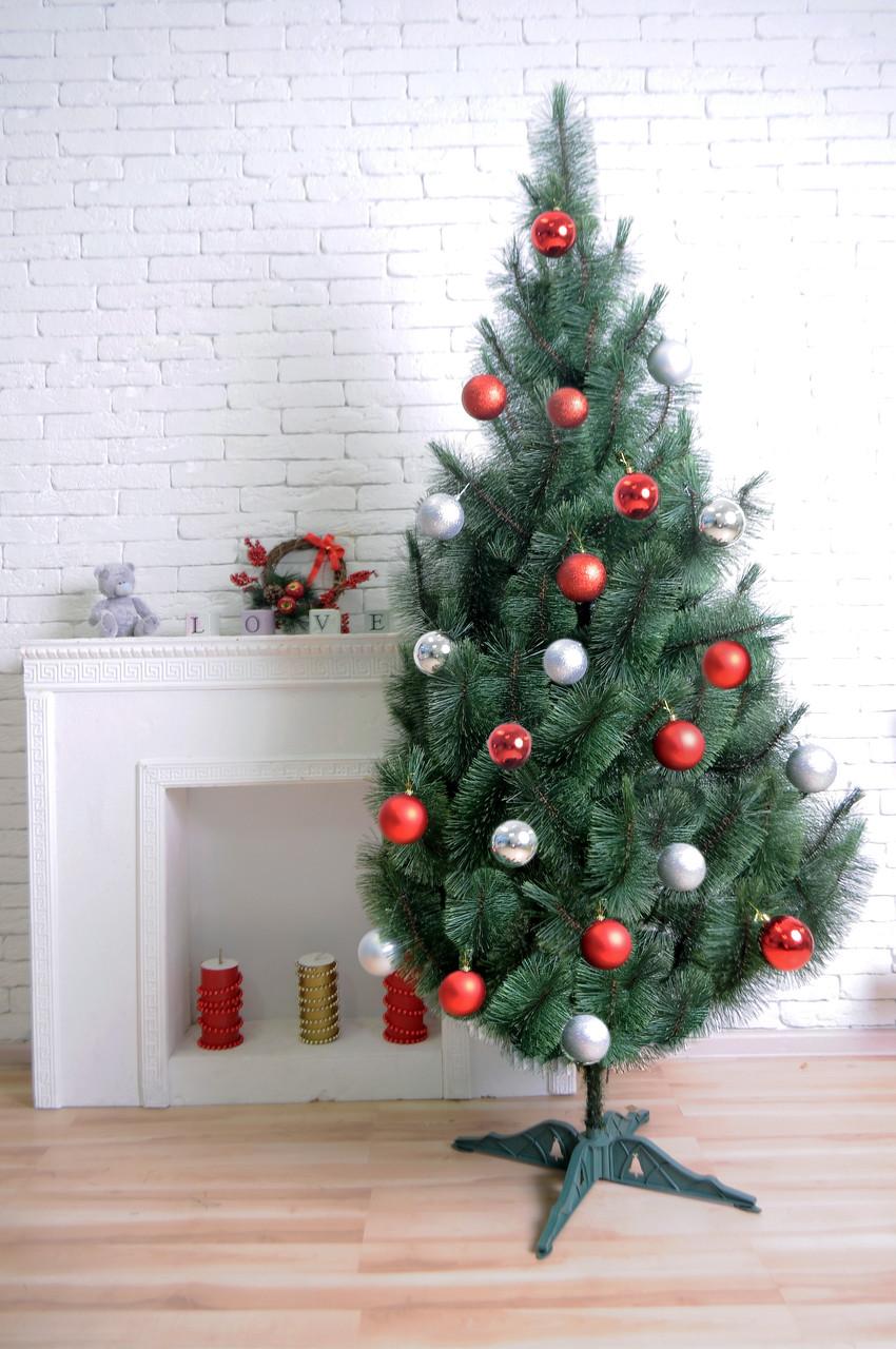 Искусственная сосна 230 см, сосны искусственные, новогодняя елка, сосна распушенная
