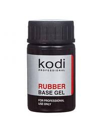 Каучуковая база для гель-лака Kodi Rubber Base Gel, 14 мл
