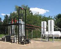 Переработка шин в Украине. Оборудование для переработки шин