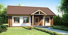 Проект дома uskd-42