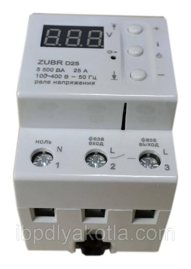 ZUBR D25