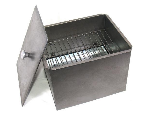 Бытовые коптильни горячего копчения купить самогонный аппарат из пивной кеги купить