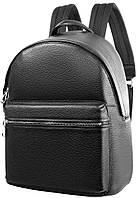 Рюкзак кожаный ETERNO RB-NB52-0910A, 12л., черный