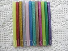 Стержни цветные силиконовые для клеевого пистолета