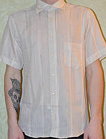 Рубашка мужская с коротким рукавом Турция