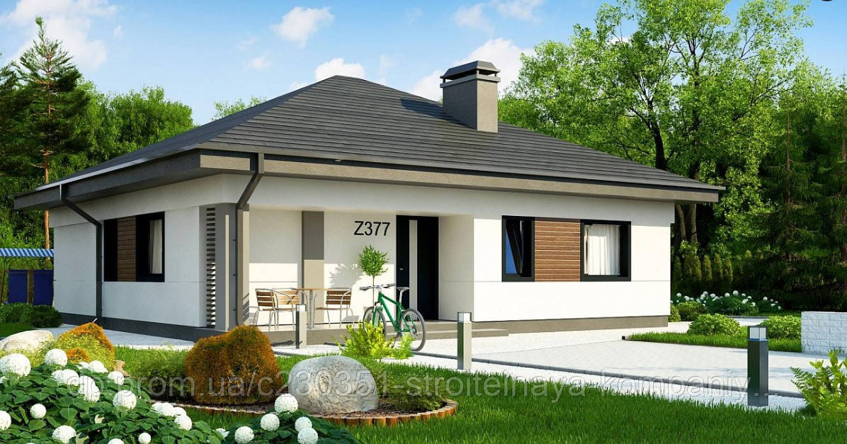 Проект дома uskd-44