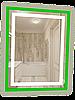 Зеркало для ванной комнаты с LED подсветкой. 700х900мм. СД-6