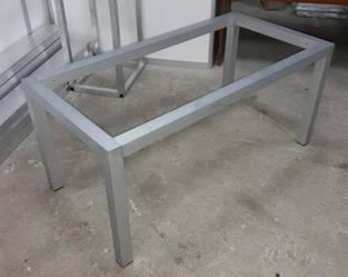 Збірно-розбірні конструкції з алюмінієвих труб