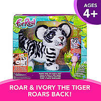 Рычащий Тигренок Айвори FurReal Friends Hasbro / Hasbro FurReal Roarin' Ivory the Playful Tiger, фото 1