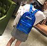 Стильный голографический рюкзак Cry Baby, фото 5