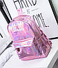 Стильный голографический рюкзак Cry Baby, фото 3