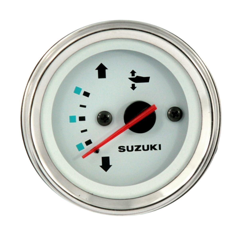 Трим-указатель Suzuki DF40-DF250, белый