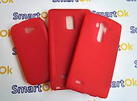 Celebrity TPU cover case for LG E970 Optimus G, red чехол накладка силиконовая