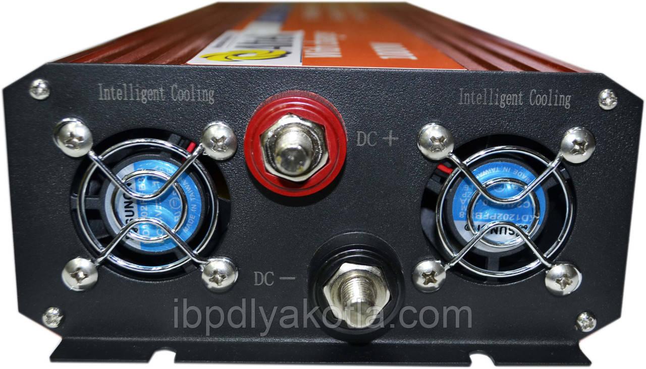 Несетевой инвертор Altek А-12P1000/C 1000Вт, с функцией ИБП