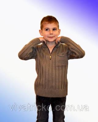 Кофта для мальчика теплая м 9578