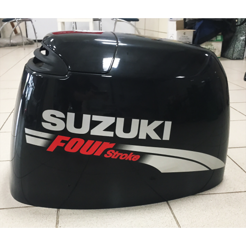 Крышка (капот) двигателя Suzuki DF90-DF115