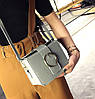 Каркасная сумка сундук с пряжкой, фото 5