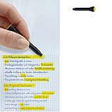 Набор Ручка с текстовым маркером в пенале UMA SET 2in1, фото 4
