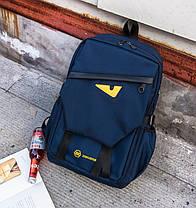 Великий місткий рюкзак з оком, фото 3