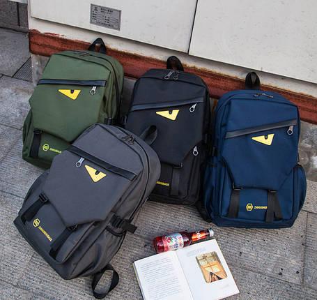 Большой вместительный рюкзак с глазом, фото 2