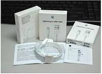 Оригинальный Кабель Шнур APPLE Lightning iPhone 5, 6, 7, 8, X, XS, XS Max, XR