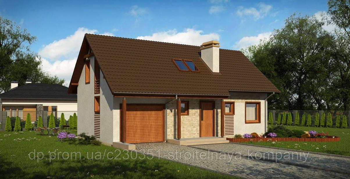 Проект дома uskd-47