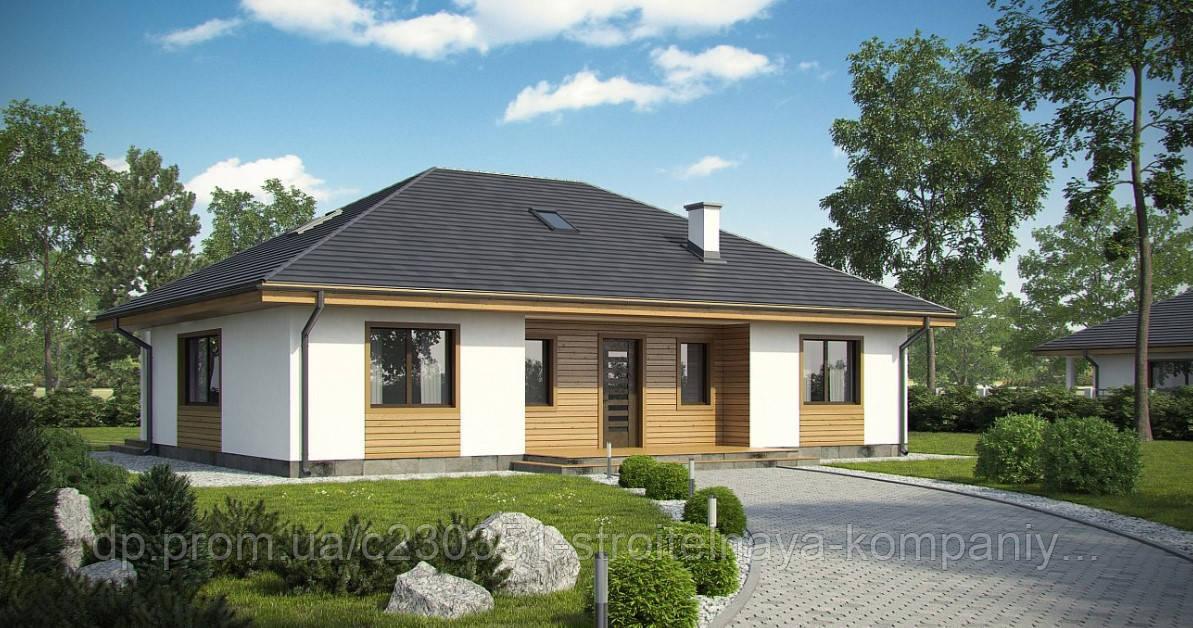 Проект дома uskd-48, фото 1