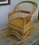 """Кресло-качалка """"Простая"""""""