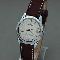 Мир винтажные механические часы СССР , фото 1