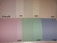 Вертикальные тканевые жалюзи Macrame разной цветовой гаммы 127 мм