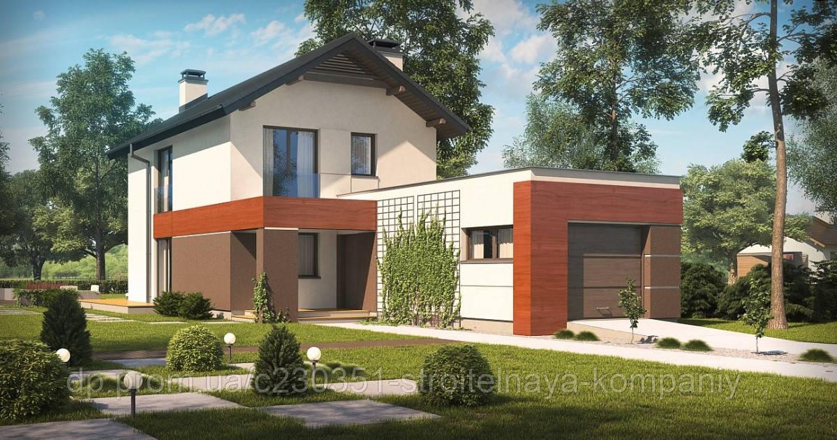 Проект дома uskd-49