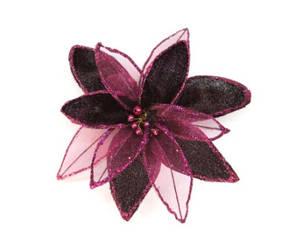 Зажим цветок Лотос 535646 большой