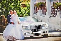 Автомобили на свадьбу Винница Chrysler 300 CC 2008г.