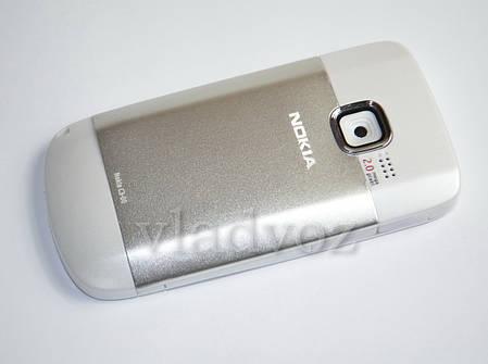 Корпус для Nokia C3 00 белый с клавиатурой class AAA, фото 2